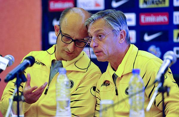 توافق بر سر جزئیات، قرارداد کرانچار با تیم امید را نهایی میکند