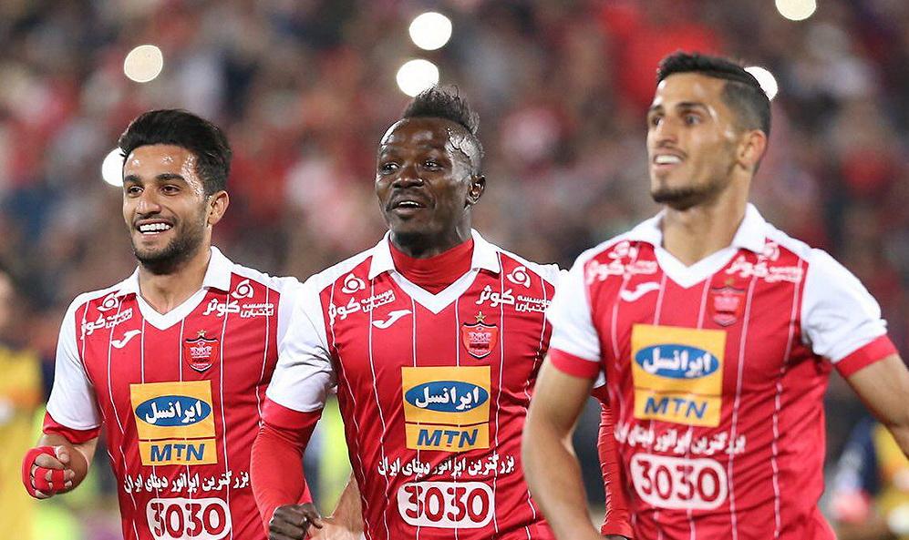 ویدئو: خلاصه و گلهای مسابقه پرسپولیس ۲-۰ نفت تهران در جام حذفی
