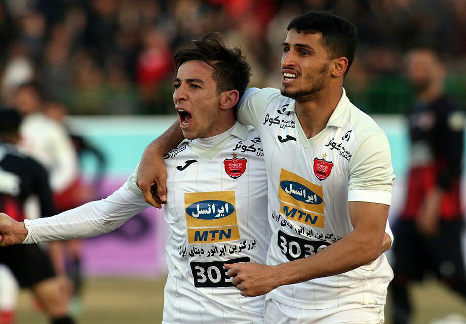 ویدئو: خلاصه و گل مسابقه برگشت سیاه جامگان ۰-۱ پرسپولیس