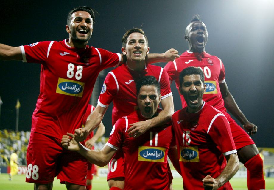 ویدئو: خلاصه بازی و گل مسابقه برگشت الوصل ۰-۱ پرسپولیس