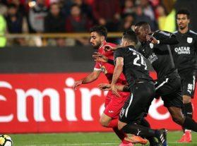 صادق محرمی در تیم منتخب لیگ قهرمانان آسیا قرار گرفت