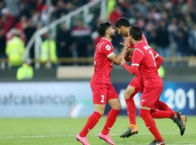 گزارش تصویری: نیمه اول مسابقه پرسپولیس ۱-۰ السد