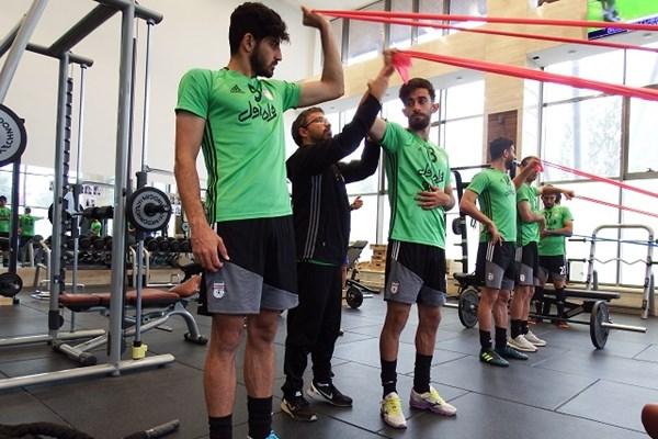 اردوی نهایی تیم ملی فوتبال از فردا آغاز می شود