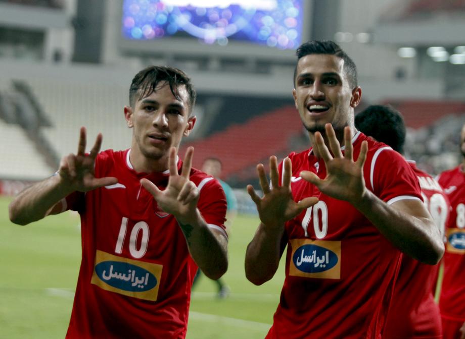 ویدئو: خلاصه بازی و گلهای مسابقه الجزیره ۳-۲ پرسپولیس