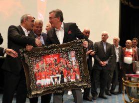 گزارش تصویری: جشن رسمی قهرمانی و تجلیل از اعضای تیم پرسپولیس