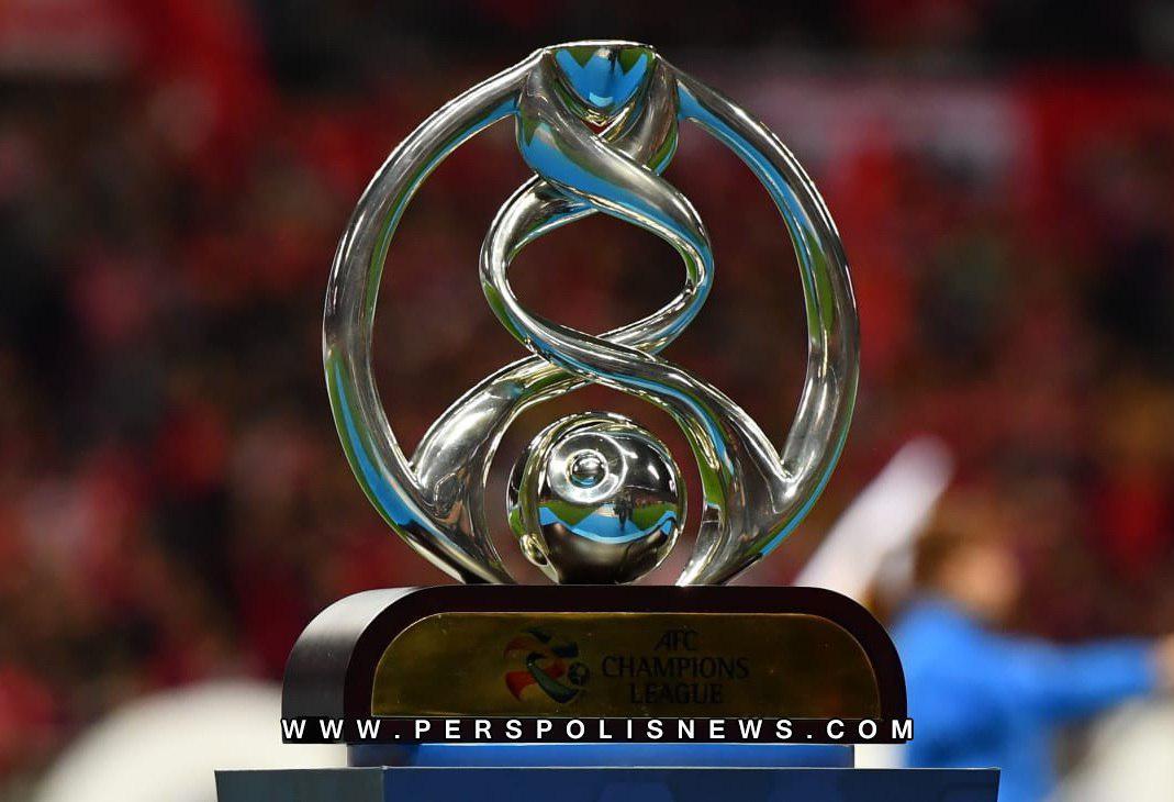 کل آسیا در کوران مسابقات / پرسپولیس تنها تیم یک چهارم نهایی با لیگ تعطیل!