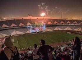 محمودیفرد: بازی ایران-پرتغال هم در ورزشگاه آزادی پخش میشود/ تاریک کردن فضای استادیوم لازم بود