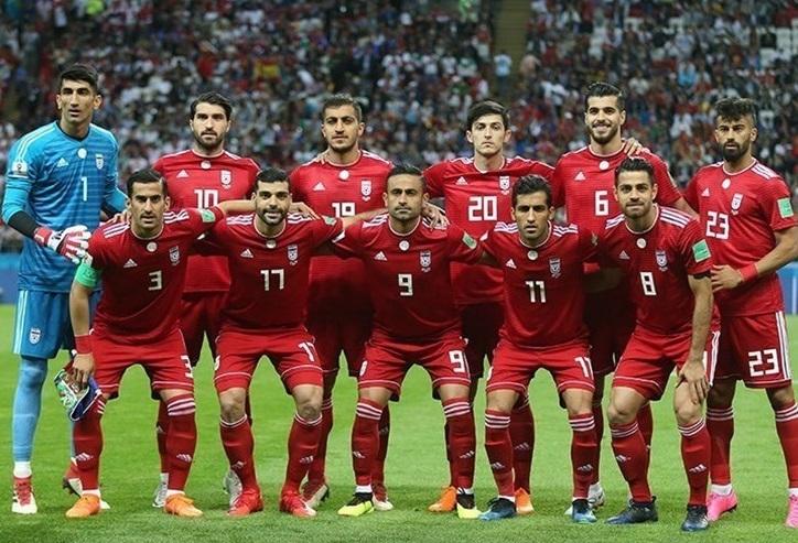 قدردانی لاریجانی از تیم ملی فوتبال ایران