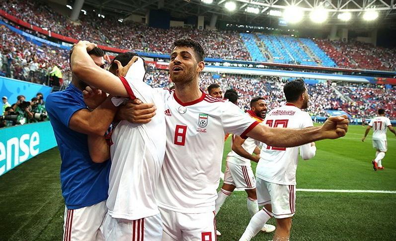 ویدئو: خلاصه و گل مسابقه ایران ۱-۰ مراکش