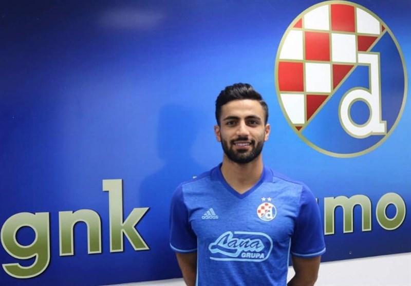 صادق محرمی در انتخابی لیگ قهرمانان اروپا بازی میکند