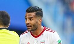 کاپیتان تیم ملی ایران رسما از آ.اک یونان جدا شد