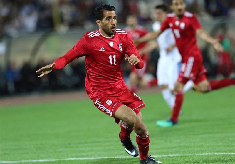 وحید امیری: تا جامجهانی ۲۰۲۲ در تیم ملی بازی میکنم/ از انتخاب ترابوزان پشیمان نیستم