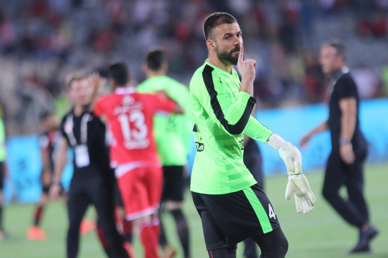 رادوشوویچ: سه بار نامه نوشتم یک یورو هم پرداخت نکردند / این آخرین فرصتم به باشگاه است