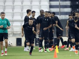 اضافه شدن بازیکنان السد به تمرینات این تیم پس از بازگشت از اردوی تیمهای ملی/ الصنهاجی: میتوانیم پرسپولیس را در خانه خود شکست دهیم