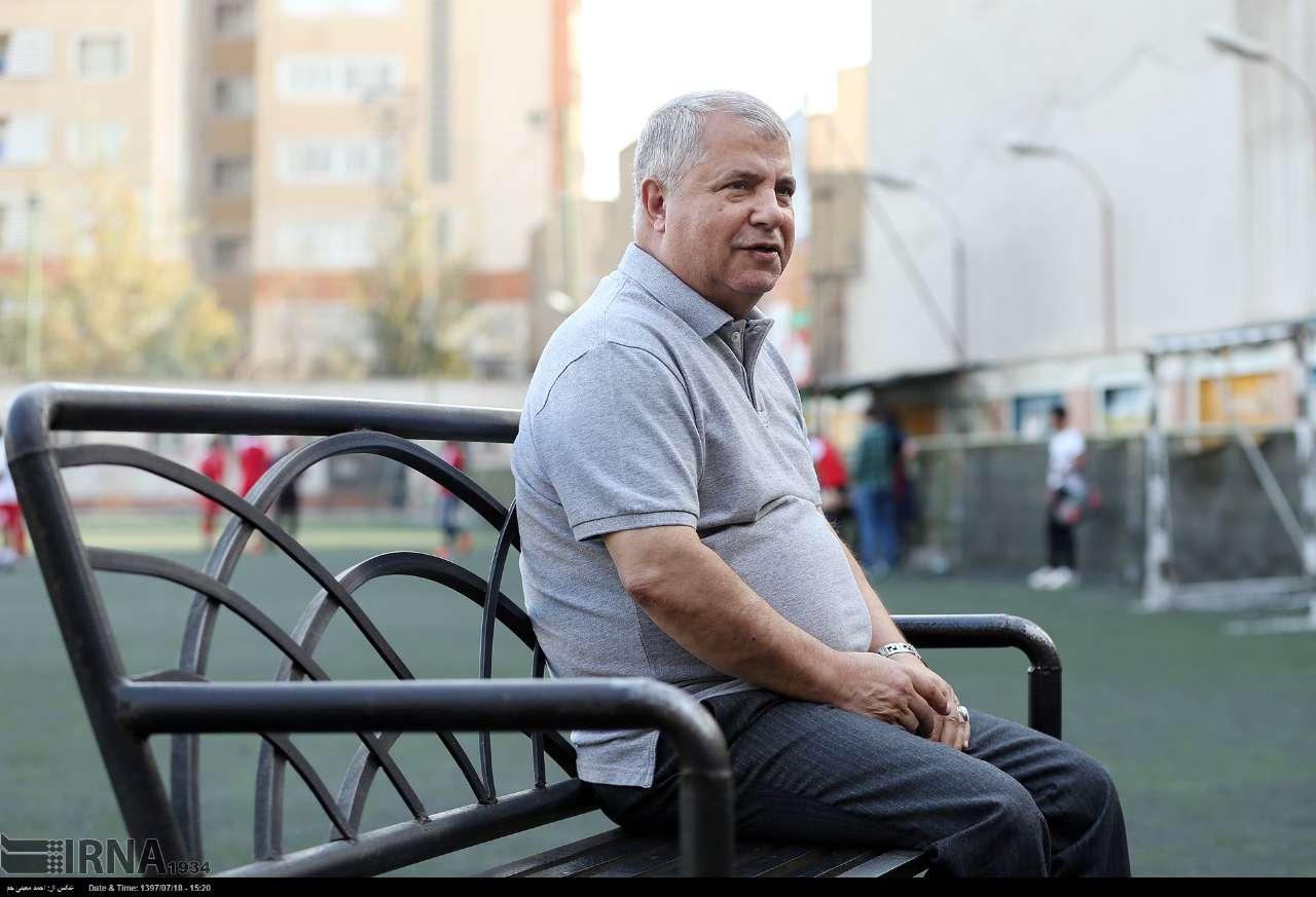 پروین: عاشق «آقا برانکو» هستم / ۶ ماه پول نگرفته و اعتراضی نکرده