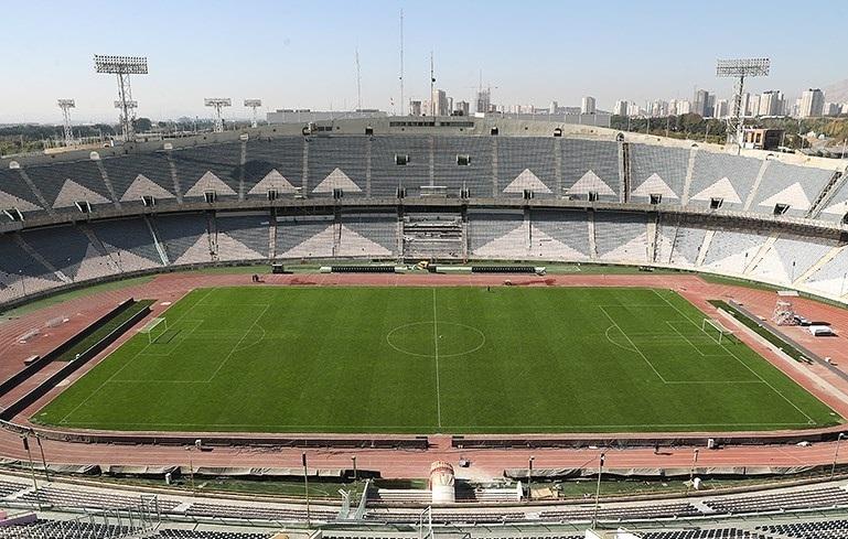 روشنک: ظرفیت ورزشگاه آزادی برای دربی ۵۰-۵۰ است/ هزینه اجاره ورزشگاه بحث درون خانوادگی در وزارت ورزش