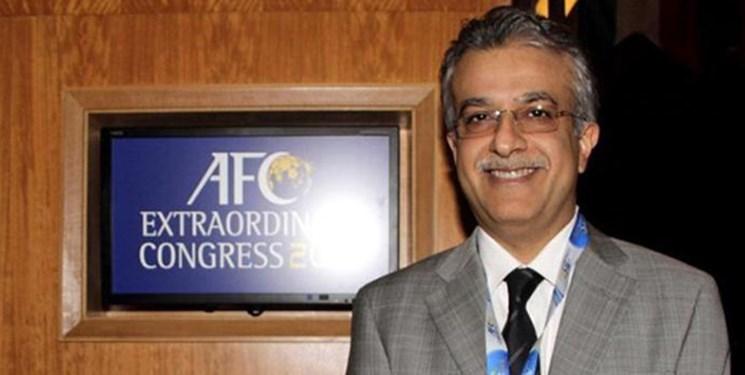 شیخ سلمان: فردا رکوردی جدید به نام فوتبال آسیا در آزادی ثبت میشود