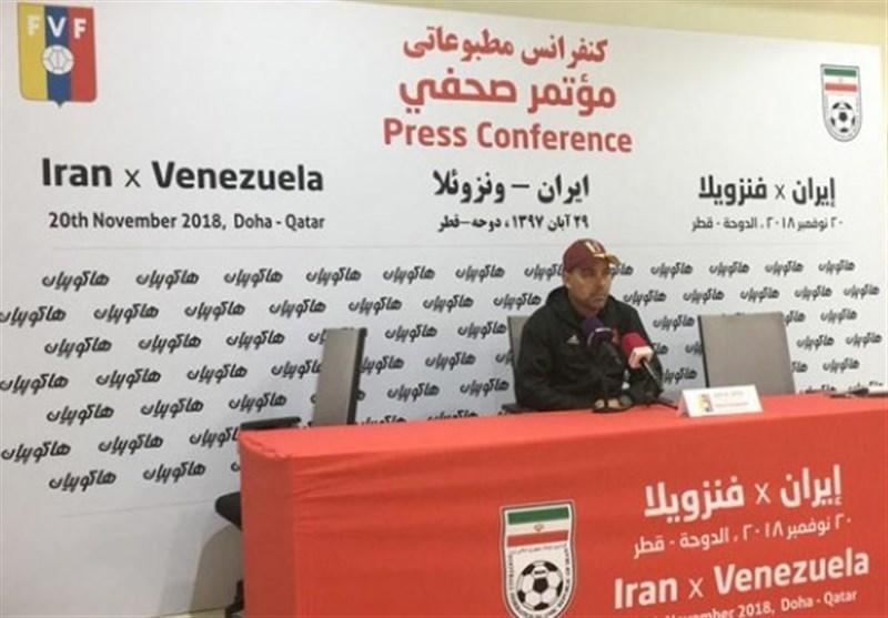 دودامل: بازی با ایران یک انتخاب خوب است/ از انگیزه کافی برخوردار هستیم
