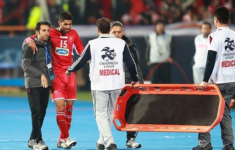 آخرین وضعیت محمد انصاری از زبان دکتر کیهانی/بازگشت به فوتبال از دو ماه و نیم دیگر
