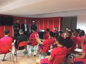 نشست مهم عرب با ۵ بازیکن معترض پرسپولیس و برانکو