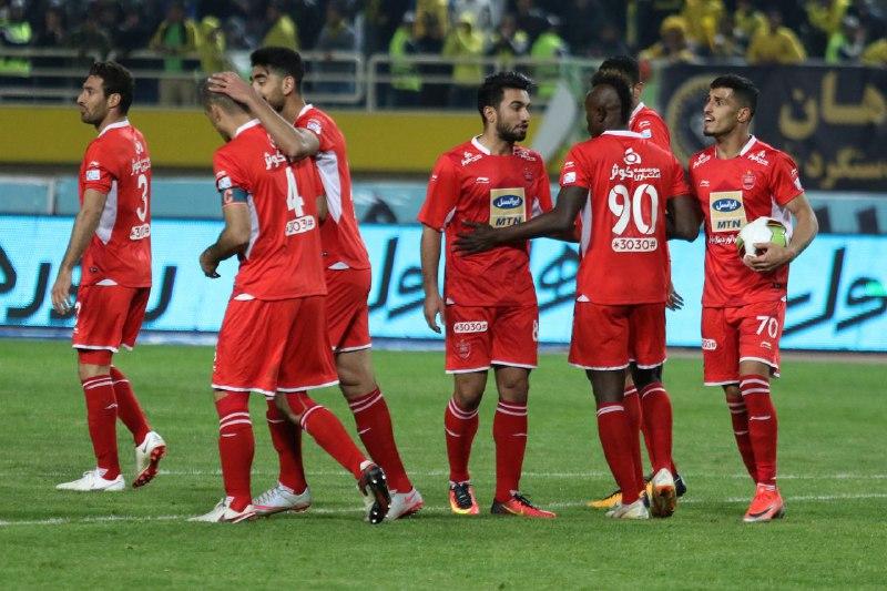 ویدئو: خلاصه بازی رفت لیگ هجدهم سپاهان ۱-۱ پرسپولیس