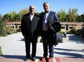 عرب: با برانکو تعامل خوبی دارم/مشکلات پرسپولیس به مرور حل خواهد شد/از تجربیات گرشاسبی استفاده میکنیم