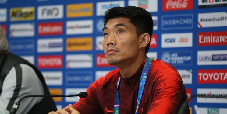 ژنگ ژی: فردا روز سختی برای مدافعان تیم ملی چین است/ به سیستم VAR آشنا هستیم
