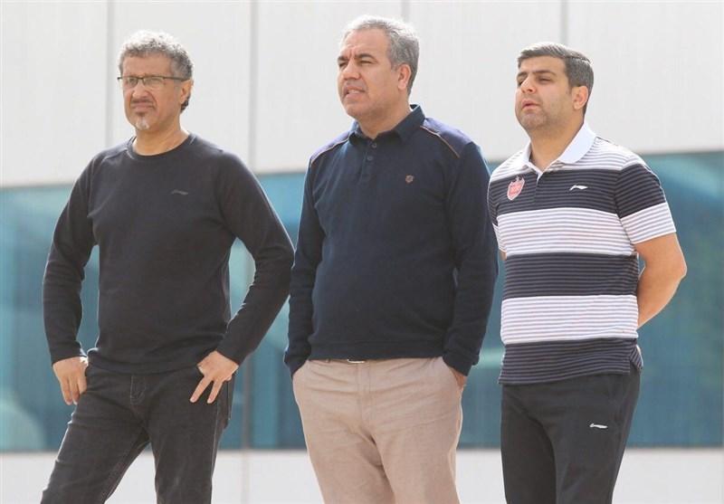 عرب: رفتار برانکو به باشگاه سپاهان ارتباطی ندارد/ هر کس به ورزشگاه خسارت زده خودش خسارت بدهد