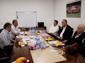 هیئت مدیره پرسپولیس تشکیل جلسه ویژه داد