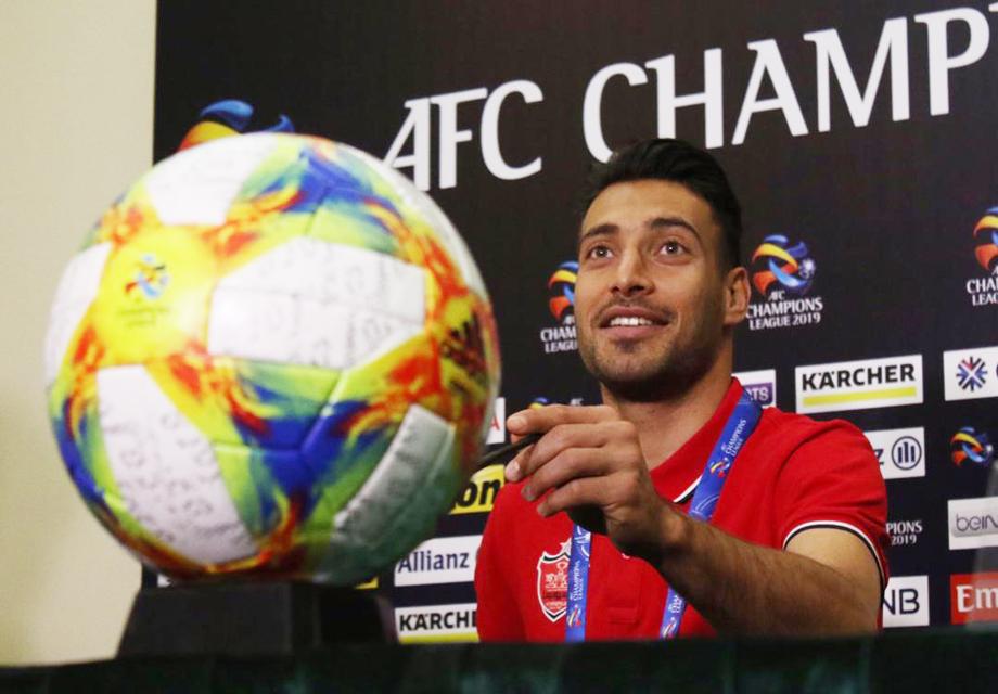 گل شجاع خلیلزاده در میان برترین گلهای لیگ قهرمانان آسیا + لینک نظرسنجی