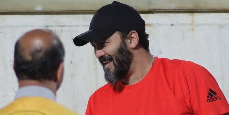 مجید سوزوکی در ورزشگاه آزادی حاضر شد!/ بدل بهداد همه را به اشتباه انداخت + عکس