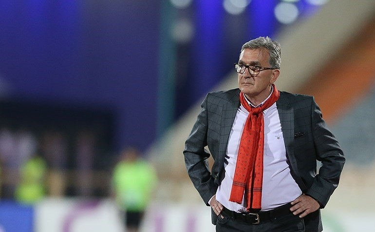 توافق باشگاه پرسپولیس با برانکو برای پرداخت دو ماهه مالیات او