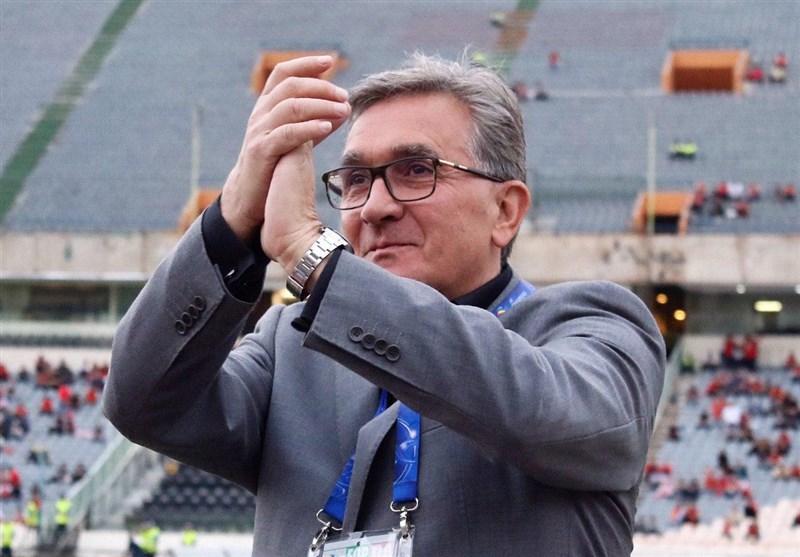 نامه وکیل برانکو به فیفا درباره پایان طلب سرمربی سابق پرسپولیس