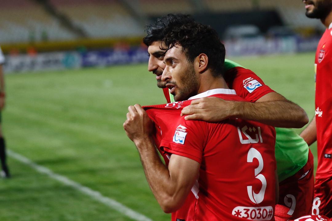ویدئو: خلاصه مسابقه نیمه نهایی جام حذفی، سپاهان ۰-۱ پرسپولیس