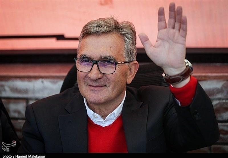 برای مذاکره با پرسپولیس؛ وکیل برانکو به تهران آمد
