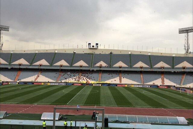 کریمی: ورزشگاه آزادی آماده شروع لیگ برتر است/سقف ورزشگاه نقش جهان تا 15 روز آینده کامل میشود