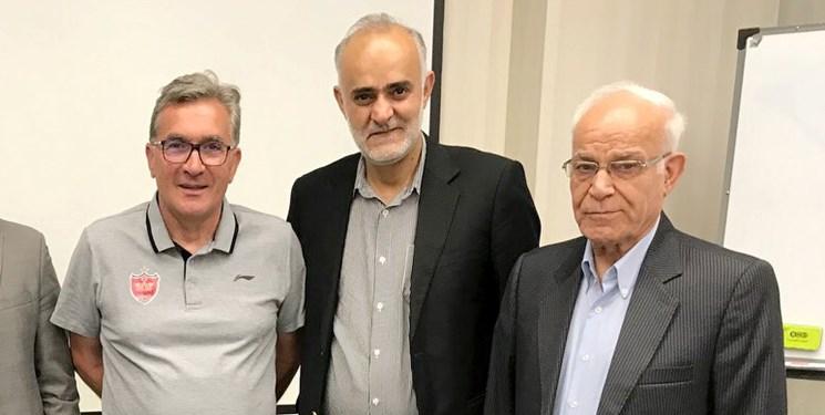 نبی: بازیکنان قدیمی هم در لیست هستند / بلیت برگشت تهیه شده و برانکو به قراردادش متعهد خواهد بود