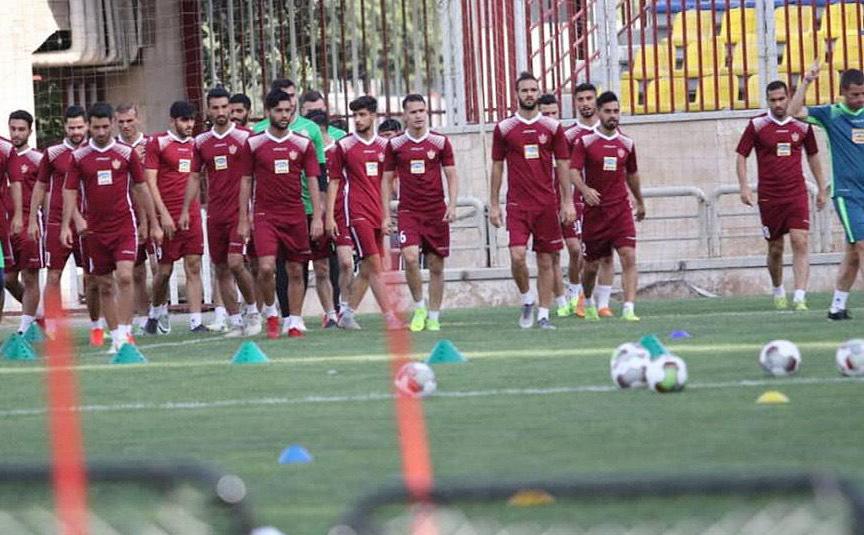 پرسپولیس – نیروی زمینی؛ سهشنبه در ورزشگاه شهید کاظمی