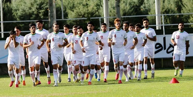زمان دیدار دوستانه فوتبال امید ایران و کرواسی مشخص شد