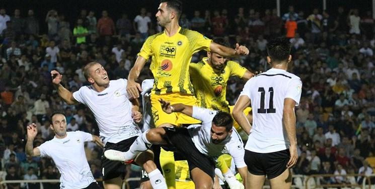 برتری سپاهان در پایان هفته اول لیگ برتر