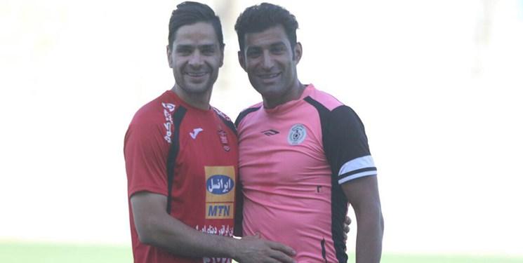 مهاجم اسبق پرسپولیس خداحافظیاش از فوتبال را تکذیب کرد