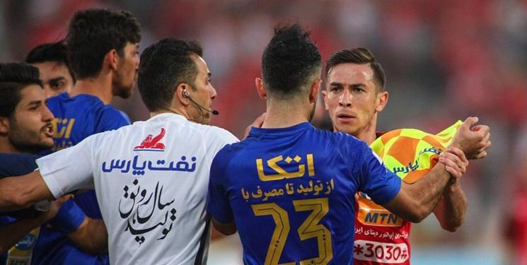اسامی محرومان هفته پنجم لیگ برتر اعلام شد / احمدزاده از پرسپولیس