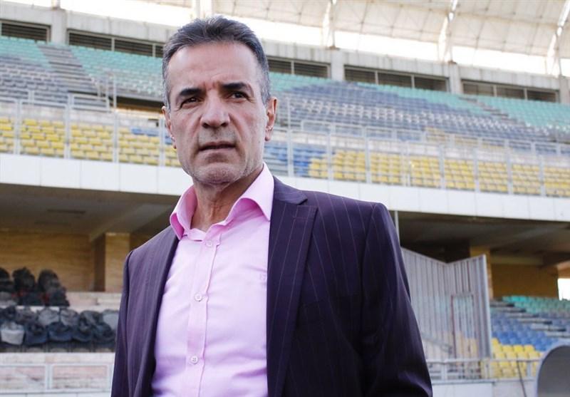انصاریفرد: برای AFC و فیفا متاسفم که شعار میدهند سیاست در فوتبال دخالت ندارد/ میزبانی را بگیرند شرکت نمیکنیم