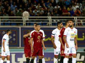 جدول لیگ برتر فوتبال در پایان هفته ششم؛ سقوط پرسپولیس در جدول