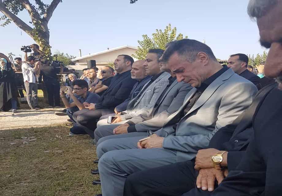 انصاریفرد: به خانواده نوروزی به خاطر این عزت و جایگاه هادی تبریک میگویم