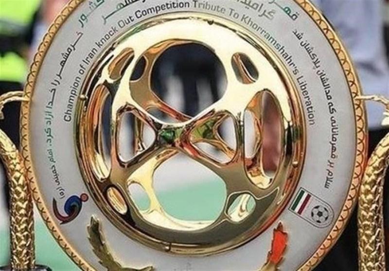 اعلام برنامه مسابقات مرحله یک هشتم نهایی جام حذفی / بازی های تیم های آسیایی معوقه شد