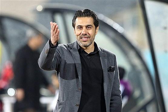 پیروانی: برای موفقیت در ۳ جام مصمم هستیم/بازی با نساجی سر موعد برگزار میشود