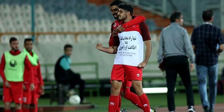 ویدئو: خلاصه و گل بازی برگشت پرسپولیس ۱-۰ شاهین