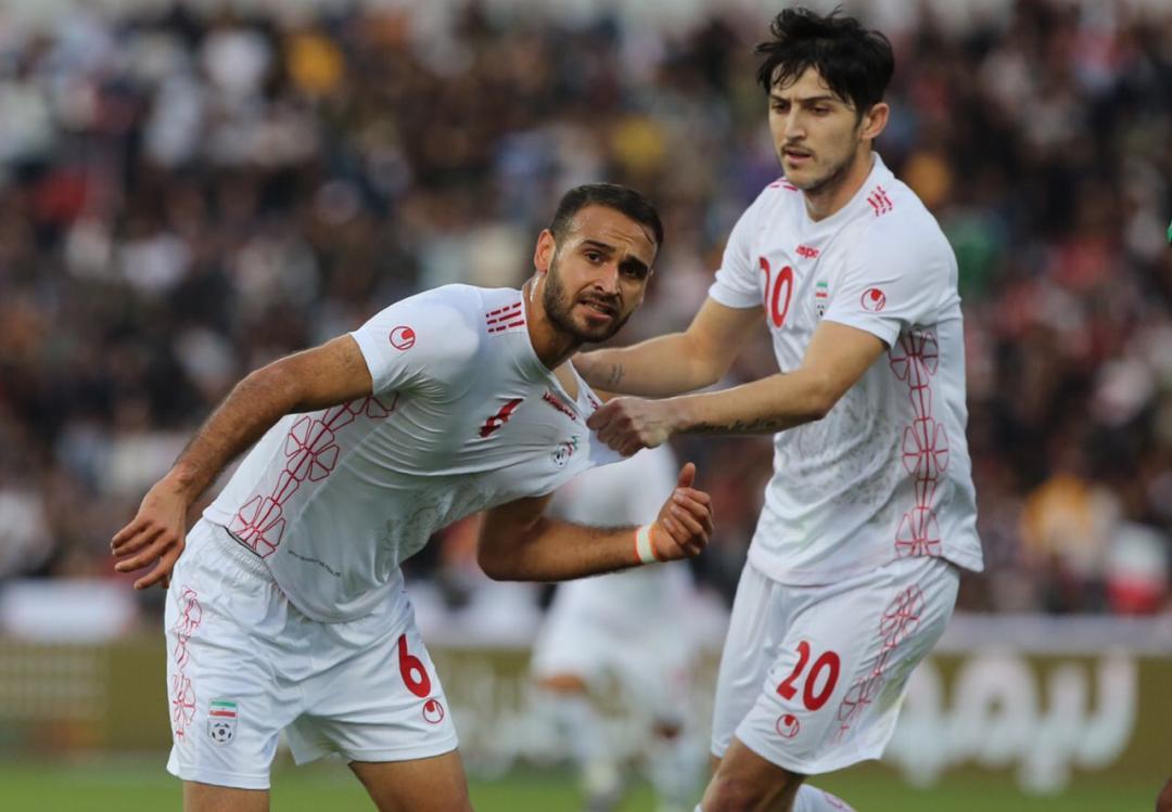 عراق ۲ -۱ ایران / ایران با شکست در امان در خطر حذف!