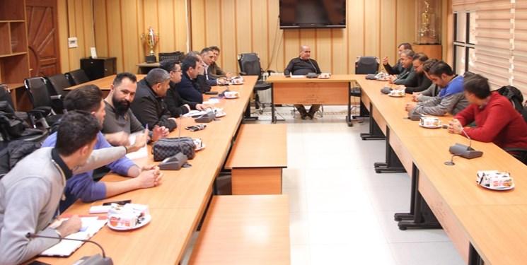 جلسه مشترک کانون های هواداری پرسپولیس و تراکتور؛ کاهش تنش و نمایش امنیت و اقتدار در آزادی